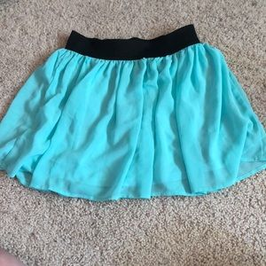 Bright Blue Skirt 💙